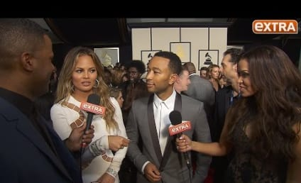 Chrissy Teigen and John Legend: We Never Had Sex in the White House!