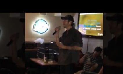 WATCH Blake Shelton Happily Sing Karaoke Prior to Divorce