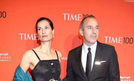 Matt Lauer, Wife