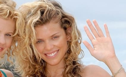 Kellan Lutz and AnnaLynne McCord in St. Maarten: Bathing Suit Beauties