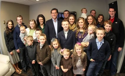 "Rick Santorum: I'm ""Sickened"" By Josh Duggar Scandal"