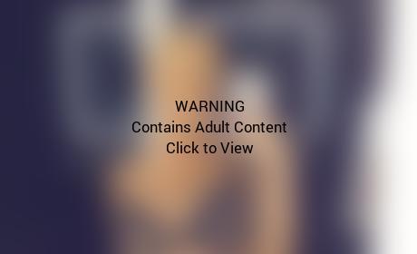 Amber Rose in Underwear