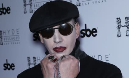 Marilyn Manson on Denny's Fight: I Was Sucker Punched!