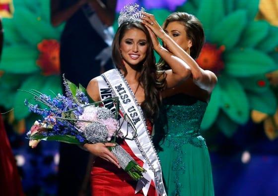 Nia Sanchez: Miss USA!
