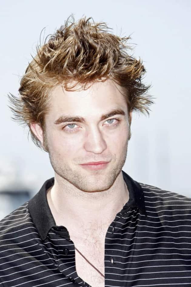 Pic of Robert Pattinson