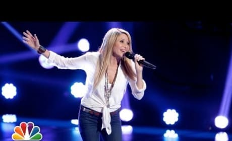 E.G. Daily: Breathe (The Voice Blind Audition)