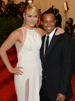 Lindsey Vonn, Tiger Woods Picture