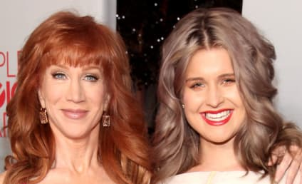 Kelly Osbourne on Kathy Griffin Qutting Fashion Police: So Proud!