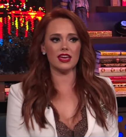 Kathryn Dennis on WWHL