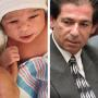 Dream Kardashian Robert Kardashian comparison