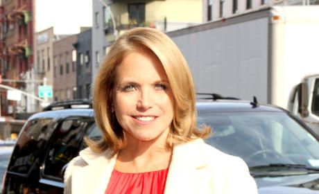 Katie Couric Photograph