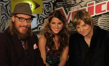 The Voice Top 3: Who Will Win It All?