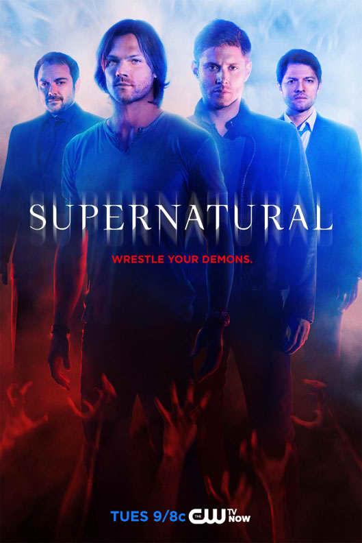 Supernatural Season 10 Promo Poster