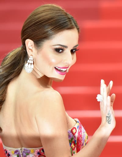 Cheryl Cole Waves