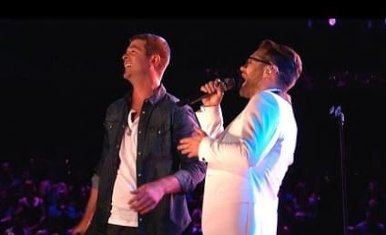 """Josh Kaufman Wins The Voice, Helps Robin Thicke """"Get Her Back"""" in Awesome Duet"""