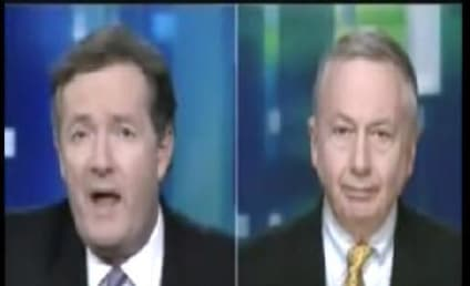Piers Morgan to Larry Pratt: You're an Idiot