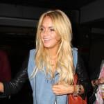 Lindsay Smiling