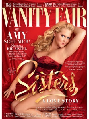 Amy Schumer Vanity Fair Cover