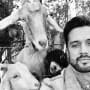 Stephen Colletti and Goats