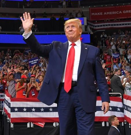 Donald Trump and His Cult