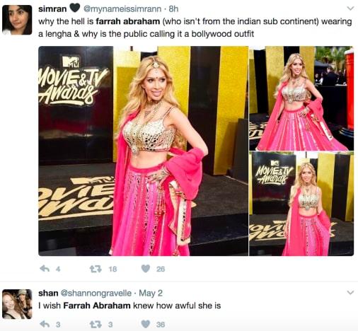slammed Farrah