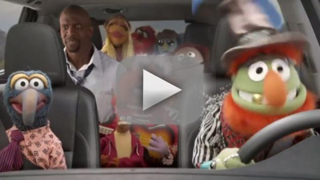 The Muppets Super Bowl Commercial