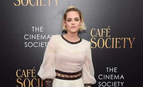 Kristen Stewart Cafe Society Premiere Pic