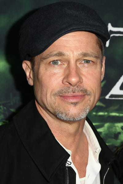 Brad Pitt is Foxy