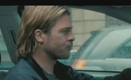World War Z Trailer: Brad Pitt vs. Zombies!