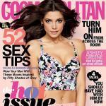 Ashley Greene Cosmo Cover