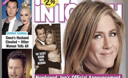 Jennifer Aniston & Justin Theroux: Did They Adopt a Baby!?