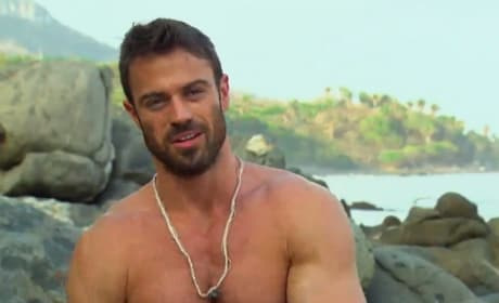 Chad Johnson on Bachelor in Paradise