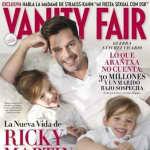 Ricky Martin Vanity Fair Cover