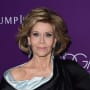 Jane Fonda Close-Up