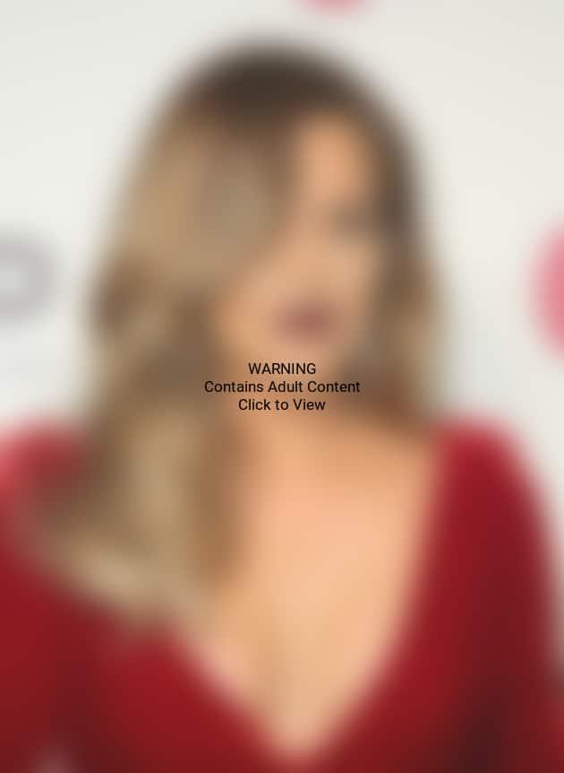 Khloe Kardashian Looks Pretty