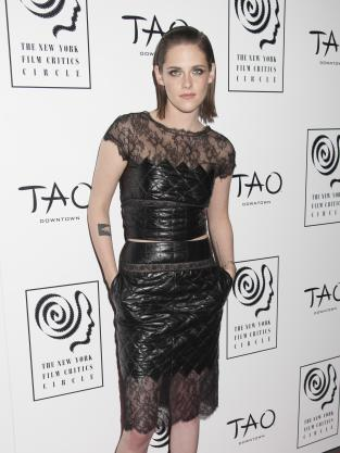 Kristen Stewart: 2016 New York Film Critics Circle Awards