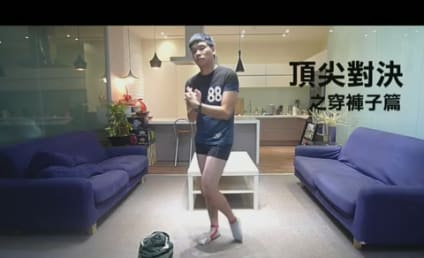 WATCH This Guy Put on Pants Without Using His Hands
