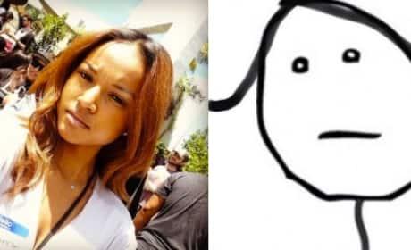 Rihanna Disses Karrueche?