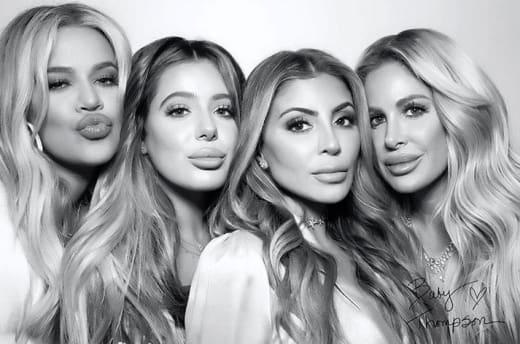 Khloe Kardashian, Brielle Biermann, Larsa Pippen, Kim Zolciak