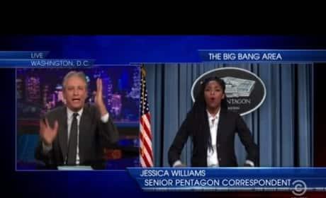 The Daily Show: Zayn Malik Joke?