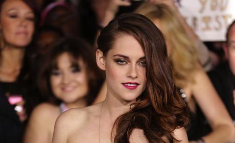 Kristen Stewart Premiere Dress