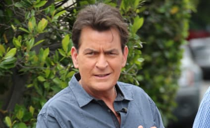 Charlie Sheen: Back on Crack, Neglecting HIV Meds, Ex-Girlfriend Claims