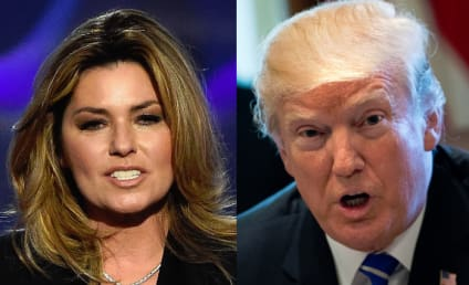 Shania Twain: I Would've Voted For Trump in 2016 ... Sorry People!