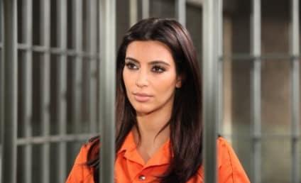 Kim Kardashian: Prison Bound on Drop Dead Diva!