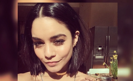 Vanessa Hudgens, Short Hair