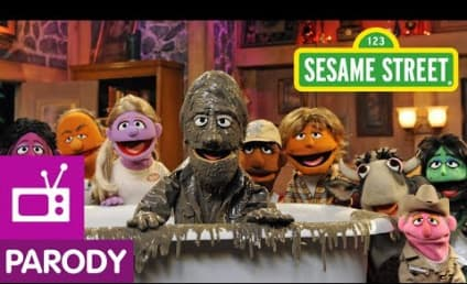 Sesame Street Parodies True Blood, Presents... True Mud!