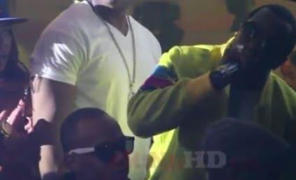 T.I. to Diddy: Take it Down a Notch!