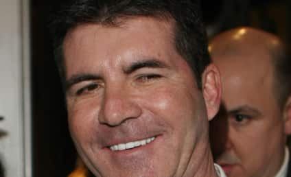 Simon Cowell: Not Gay! Doesn't Care What You Think!