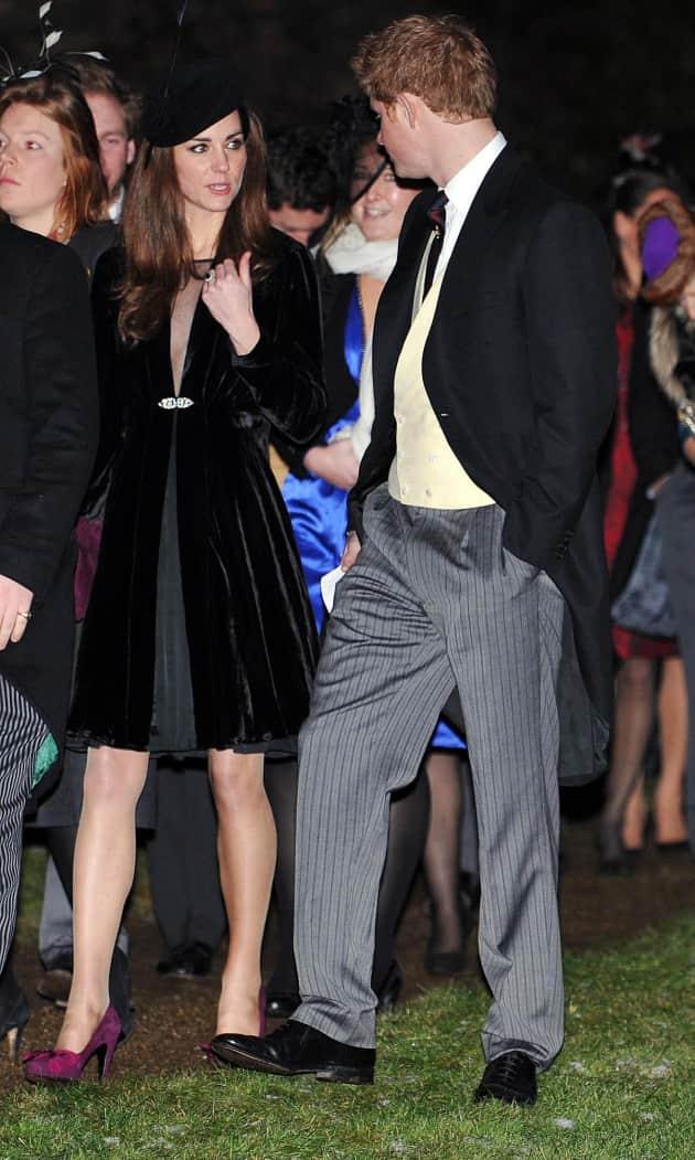 Kate Middleton Wedding Outfit