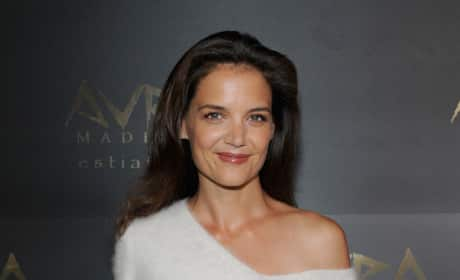 Katie Holmes in The Big Apple